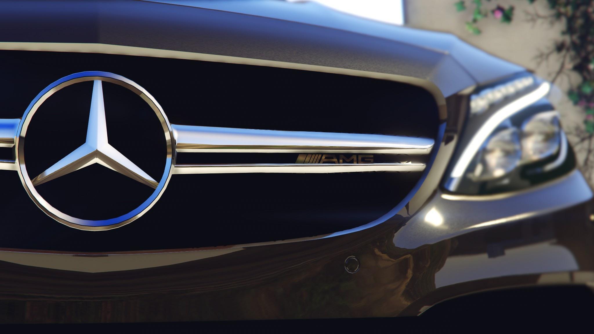 Mercedes C63s AMG Collectors Club