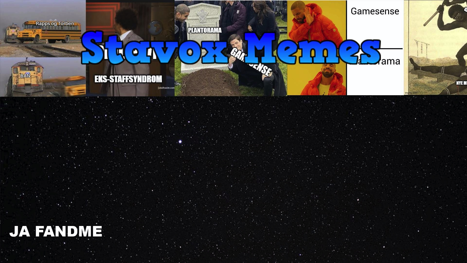 Stavox Memes